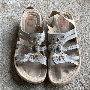 Earth Spirit sandals